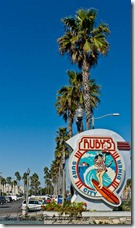 Ruby's in Huntington Beach